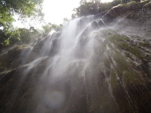 Waterfall, Dumaguete