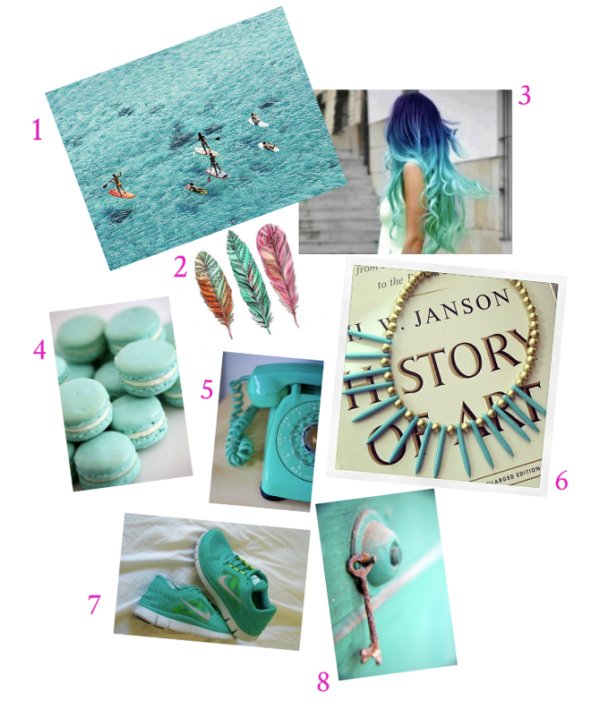 Colour Inspiration: Turquoise